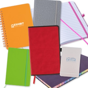 Bound Note books